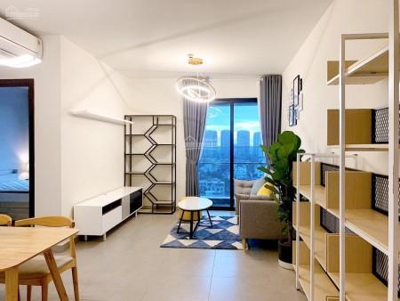 Căn hộ rộng 85m2, tầng cao, có sẵn nội thất, cc Feliz En Vista, giá 16 triệu/tháng, 85m2, 2 phòng ngủ, 2 toilet