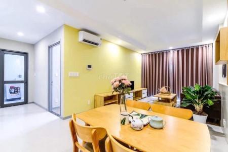 Cho thuê căn hộ Gold View Bến Văn Đồn Quận 4, có 2 phòng ngủ 2 nhà vệ sinh, đầy đủ nội thất, 92m2, 2 phòng ngủ, 2 toilet