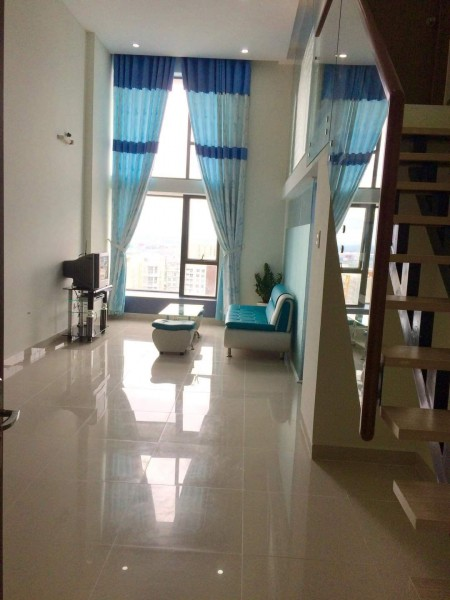 Cho thuê căn hộ La Astoria 1, đủ nội thất 2pn.2wc, 0918860304, 65m2, 2 phòng ngủ, 2 toilet