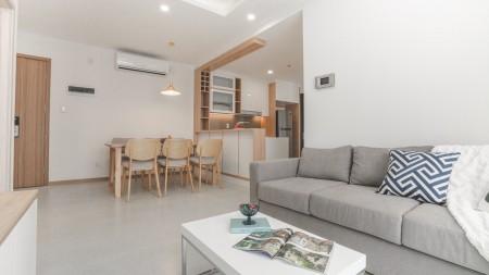Cho thuê New City - 3PN full nội thất - Hawaii lầu 9 - Diện tích: 85m2 - Giá 17tr/tháng bao phí. 0918860304, 385m2, 3 phòng ngủ, 2 toilet