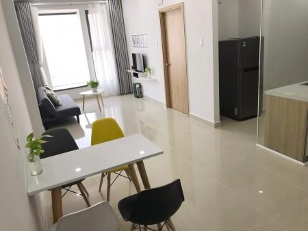 Cho thuê La Astoria 2. Dt 55m2, 2 phòng ngủ, wc p. Giặt giũ Nhà có full nội thất. O9I886O3O4, 55m2, 2 phòng ngủ, 1 toilet