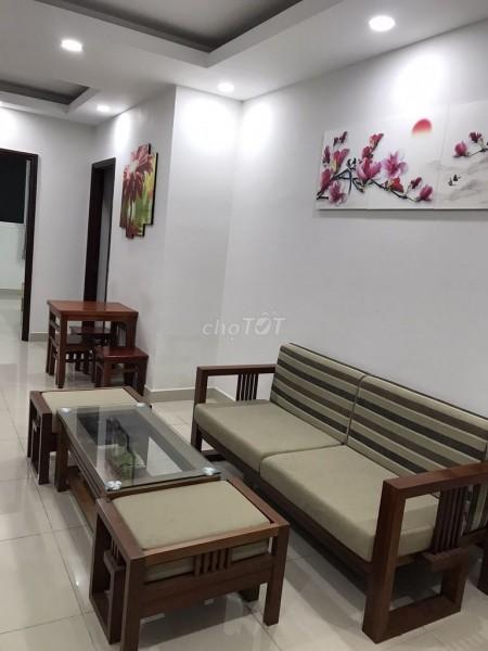 Cho thuê căn hộ 2PN tại đường Phạm Hữu Lầu Phường Phú Mỹ Quận 7. Giá siêu ưu đãi, 80m2, 2 phòng ngủ, 2 toilet