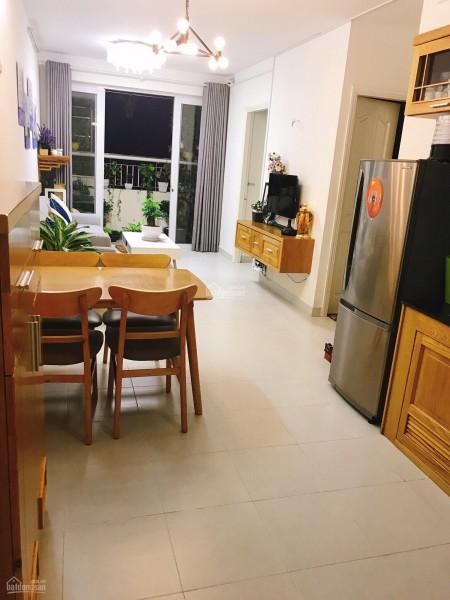 Cho thuê căn hộ 8X Tân Phú rộng 55m2, 1 PN, có sẵn đồ, giá 7 triệu/tháng, LHCC, 55m2, 1 phòng ngủ, 1 toilet