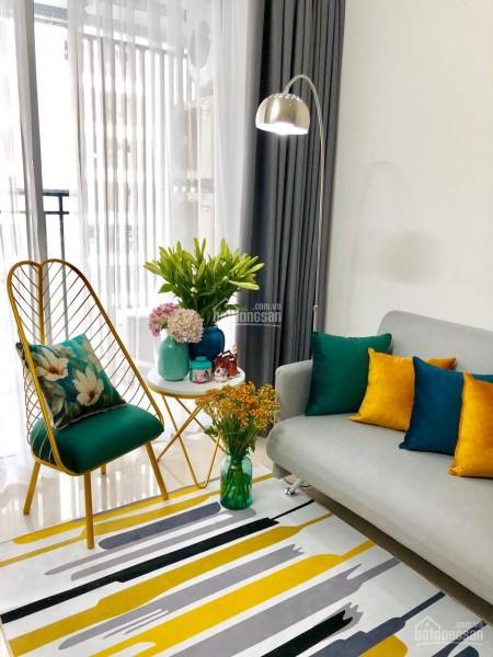Có căn hộ rộng 75m2, 2 PN cần cho thuê giá 15 triệu/tháng, cc Golden Mansion, LHCC, 75m2, 2 phòng ngủ, 2 toilet