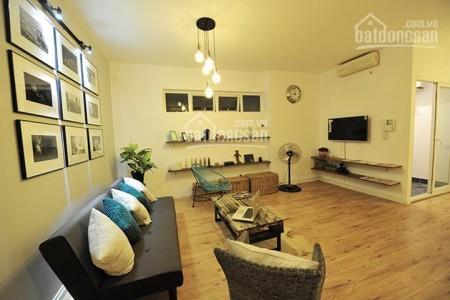 Cho thuê căn hộ đầy đủ nội thất, dtsd 90m2, 2 PN, khu căn hộ Contrexim, giá 15 triệu/tháng, 90m2, 2 phòng ngủ, 2 toilet