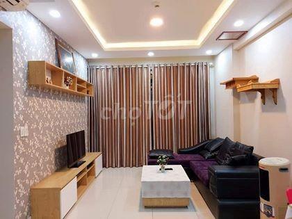 Cho thuê căn hộ tại đường Bến Văn Đồn Phường 1 Quận 4 thuộc chung cư Vạn Đô 65m2, 65m2, 2 phòng ngủ, 1 toilet