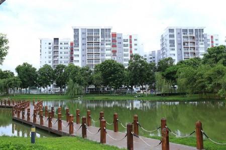 Chung cư Celadon City diện tích 50m2 1PN 1WC. Nhà mới đẹp, thoáng mát giá thuê 7 triệu, 50m2, 1 phòng ngủ, 1 toilet