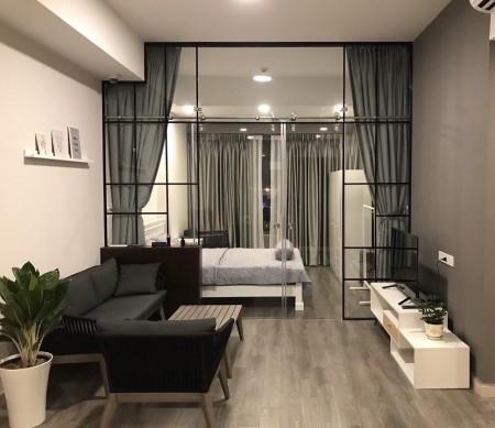 Cho thuê căn hộ 1 phòng ngủ riêng biệt Botanica Premier đủ nội thất 13 Triệu Tel 0942.811.343 Tony(Zalo/viber/phone), 50m2, 1 phòng ngủ, 1 toilet