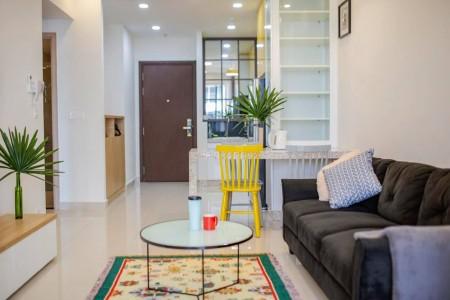 Hot! Chỉ 15 Triệu, Thuê căn hộ 2PN/2WC Golden Mansion full nội thất cao cấp Tel 0942.811.343 Tony (Zalo/viber/phone), 70m2, 2 phòng ngủ, 2 toilet