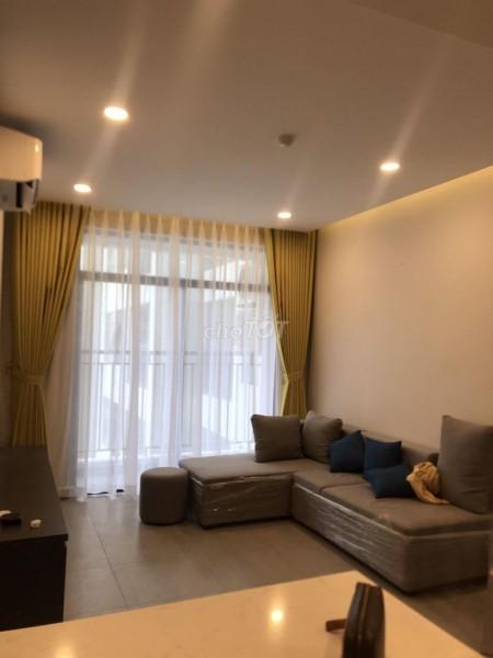 Căn hộ chung cư cho thuê 51m2 1PN tại Quận 8 căn hộ nằm trong dự án Central Premium, 51m2, 1 phòng ngủ, 1 toilet