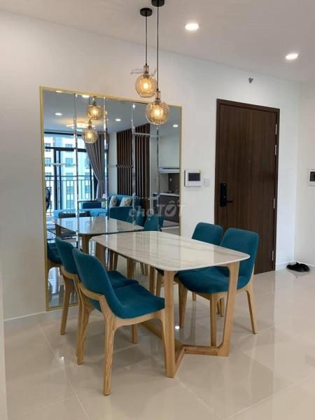 Cho thuê căn hộ chung cư hiện tại tại Quận 8 nội thất đã đầy đủ còn là đồ mới cao cấp. Giá thuê chỉ 12 triệu/tháng, 72m2, 2 phòng ngủ, 2 toilet