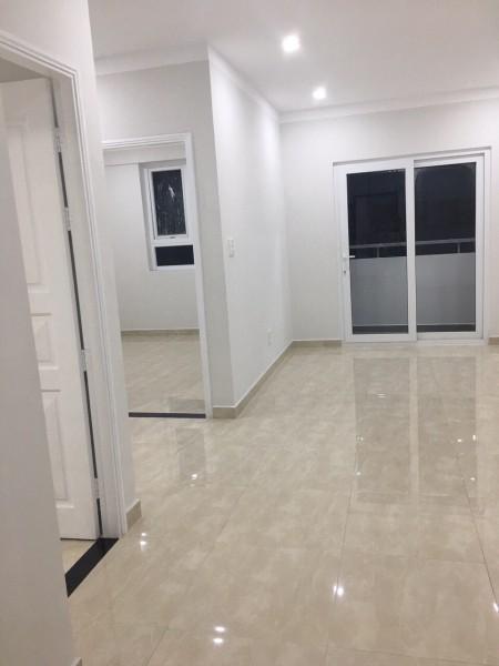 Cho thuê chung cư Mỹ Phúc 2 phòng ngủ phường 16 quận 8, 64m2, 2 phòng ngủ, 1 toilet