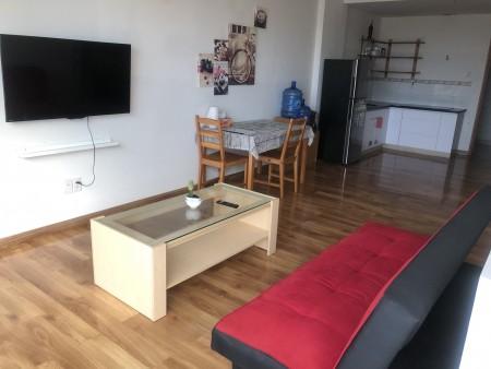 Cho thuê căn hộ 1 phòng ngủ Ehome 5 đầy đủ nội thất, 54m2, 1 phòng ngủ, 1 toilet