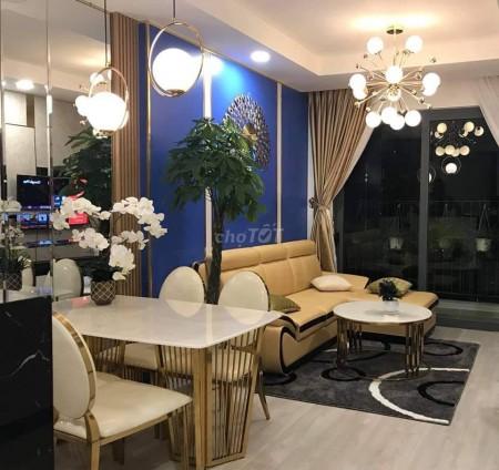 Cho thuê căn hộ chung cư Pegasuite tại đường Tạ Quang Bửu Quận 8. 2PN, 2WC, 75m2, 2 phòng ngủ, 2 toilet