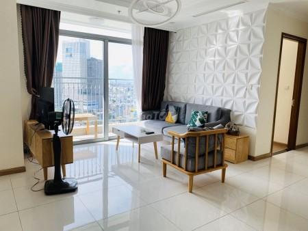 Cho thuê căn hộ dự án chung cư VinHome Central Park 3PN tổng diện tích 108m2. 26 triệu/tháng, 108m2, 3 phòng ngủ, 2 toilet