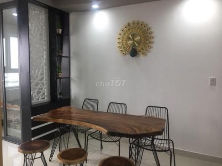 Căn hộ chung cư cho thuê thuộc dự án Oriental Plaza 683 Âu Cơ diện tích 82M2 giá cho thuê chỉ 9,99 triệu, 82m2, 2 phòng ngủ, 2 toilet
