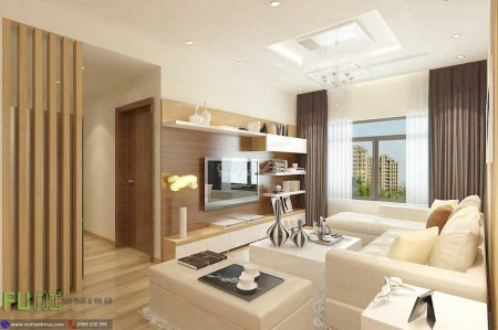 Cần cho thuê gấp căn hộ chung cư Oriental Plaza 80m2 2PN nội thất hiện đại cao cấp, đầy đủ, 80m2, 2 phòng ngủ, 2 toilet