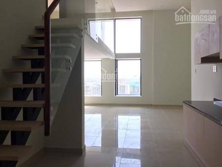 LA Astoria cho thuê căn hộ có gác rộng 55m2, 3 PN, chưa nội thất, giá 8.5 triệu/tháng, 55m2, 3 phòng ngủ, 2 toilet
