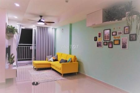 Cho thuê căn hộ cao cấp đầy đủ tiện nghi 2 phòng ngủ thuộc dự án chung cư cao cấp Melody Residences, 68m2, 2 phòng ngủ, 2 toilet