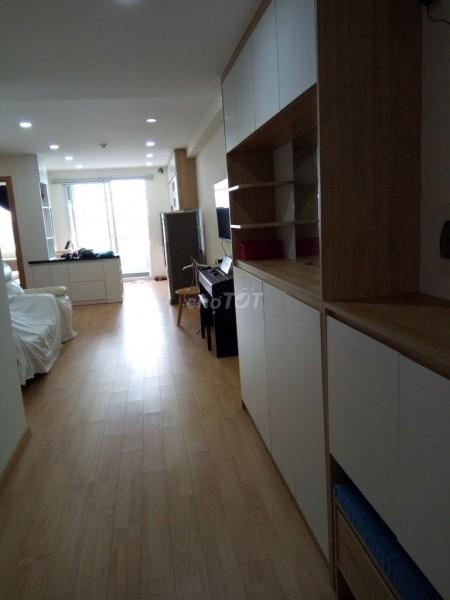 Cho thuê căn hộ chung cư Starlight Riverside tọa lạc tại Đường Nguyễn Văn Luông Quận 6. Giá 10 triệu 1PN, 62m2, 1 phòng ngủ, 1 toilet