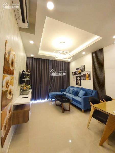 Mansion Phú Nhuận cần cho thuê căn hộ rộng 75m2, 2 PN, giá 15.5 triệu/tháng, 75m2, 2 phòng ngủ, 2 toilet