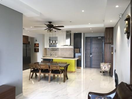 Cho thuê gấp căn hộ 3pn midtown giá 25 triệu/tháng Phú Mỹ Hưng, 130m2, 3 phòng ngủ, 3 toilet