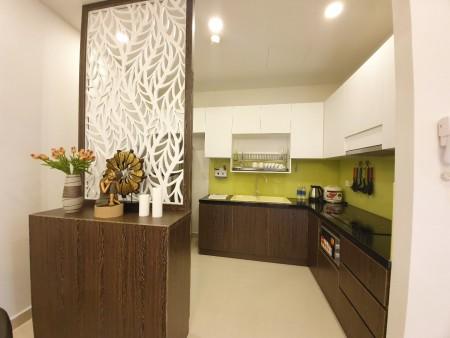 Cho thuê căn hộ Golden Mansion 2PN-75m2, tầng cao siêu mát, 16tr còn thương lượng. LH: 0902.352.045, 75m2, 2 phòng ngủ, 2 toilet