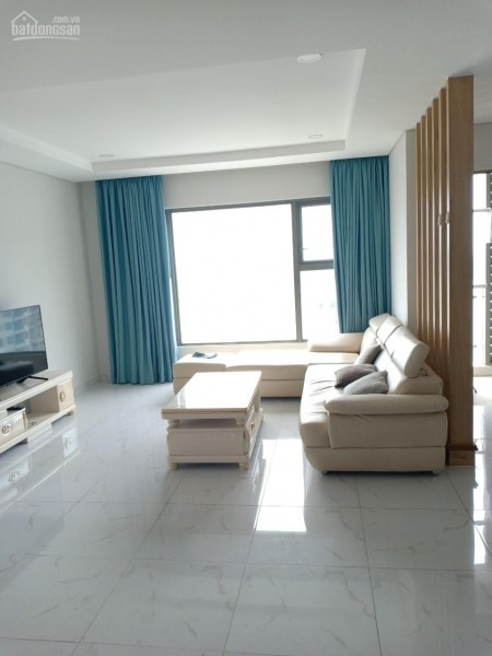 Cần cho thuê căn hộ rộng 112m2, 3 PN, có sẵn đồ dùng, cc An Gia Skyline, giá 15 triệu/tháng, 112m2, 3 phòng ngủ, 2 toilet