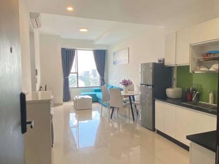 Căn hộ chung cư tại Quận 4 cho thuê giá rẻ với diện tích 60m2 2 PN giá cho thuê 13 triệu/tháng, 60m2, 2 phòng ngủ, 1 toilet