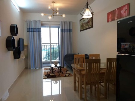 Cho thuê căn hộ 2pn Golden Mansion 70m2, view nội khu, nội thất đầy đủ 15tr/tháng. LH: 0902.352.045, 70m2, 2 phòng ngủ, 2 toilet