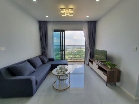 Cho thuê căn hộ thuộc dự án Palm Heights trên đường Nam Rạch Chiếc Quận 2. 80m2, 2PN, giá 14 triệu/tháng, 80m2, 2 phòng ngủ, 2 toilet