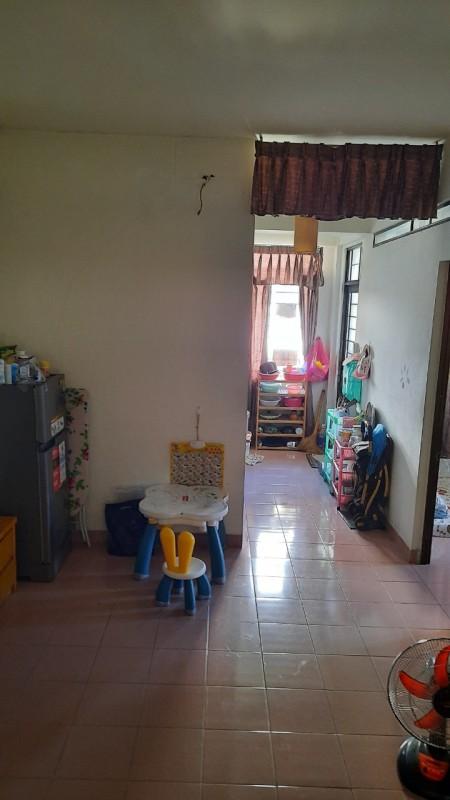 Cho thuê chung cư An Hòa 2 khu Nam Long, 50m2, 2 phòng ngủ, 1 toilet