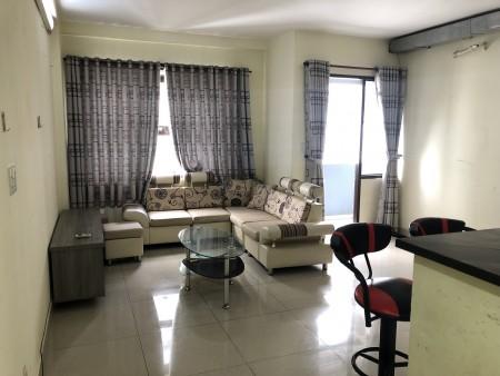 Cho thuê chung cư Tân Mai 2 phòng ngủ có nội thất block B1, 67m2, 2 phòng ngủ, 1 toilet