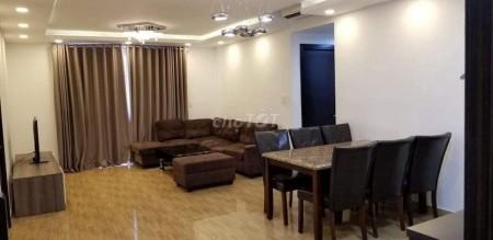 Cho thuê căn hộ chung cư 114m2 có 3 phòng ngủ tại địa chỉ Đường Phan Văn Khoẻ, Phường 2, Quận 6 ( dự án: Lucky Palace ), 114m2, 3 phòng ngủ, 2 toilet