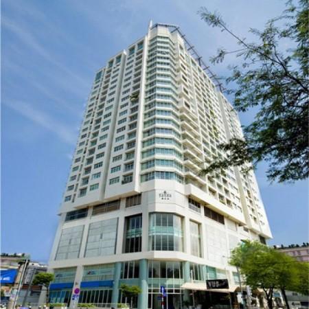 Cần cho thuê căn hộ chung cư 3PN tại Quận 5 thuộc dự án chung cư Tản Đà Court., 100m2, 3 phòng ngủ, 2 toilet