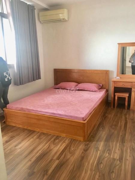 Mình có căn hộ cần cho thuê tại chung cư Tản Đà Court trên đường Tản Đà Phường 11 Quận 5, 100m2, 3 phòng ngủ, 2 toilet