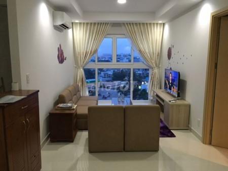 Cho thuê căn hộ chung cư 3PN tại Tân Phú thuộc dự án chung cư An Giá Graden, 80m2, 3 phòng ngủ, 2 toilet