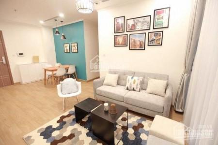 Cho thuê căn hộ 2 phòng ngủ, cao cấp, hiện đại, nhiều tiện ích tại dự án chung cư Sky Park Residence Cầu Giấy Hà Nội, 75m2, 2 phòng ngủ, 2 toilet