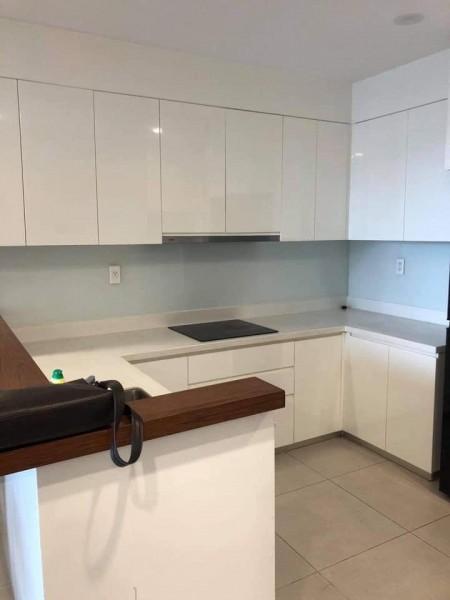 Cho thuê căn hộ The Gold View Q.4 2Pn/1Wc giá mùa dịch - LH : 0986170920, 68m2, 2 phòng ngủ, 1 toilet