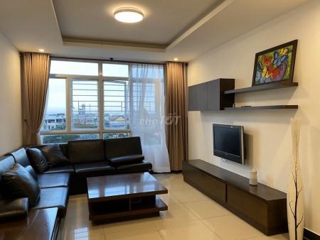 Cho thuê căn hộ thuộc Khu căn hộ Chánh Hưng Giai Việt, Căn 3 phòng ngủ với tổng diện tích 149m2, 149m2, 3 phòng ngủ, 2 toilet