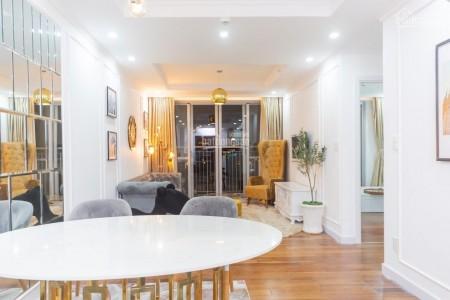 Trống căn hộ kiến trúc độc đáo, dtsd 110m2, 3 PN, Scenic Quận 7, giá 25 triệu/tháng, 101m2, 3 phòng ngủ, 2 toilet
