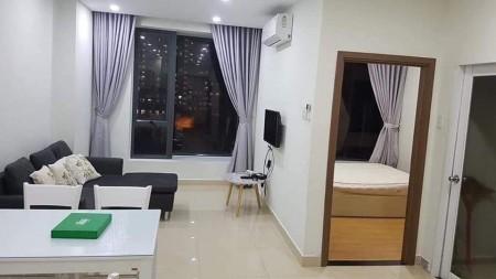 Cho thuê căn hộ La Astoria 1 Ko lững -Dt 45m2, 1 phòng ngủ, wc pk, bếp. Nhà có đủ nội . LH 0918860304, 45m2, 1 phòng ngủ, 1 toilet