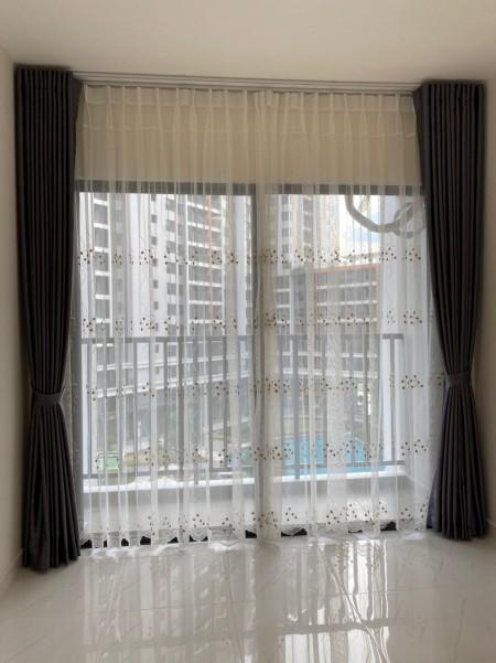 Chủ nhà thân kí gửi căn 2PN có rèm bao phí liên hệ 0902808669, 67m2, 2 phòng ngủ, 2 toilet