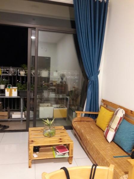 Cho thuê căn 2PN full nội thất như hình lh 0902808669, 70m2, 2 phòng ngủ, 2 toilet