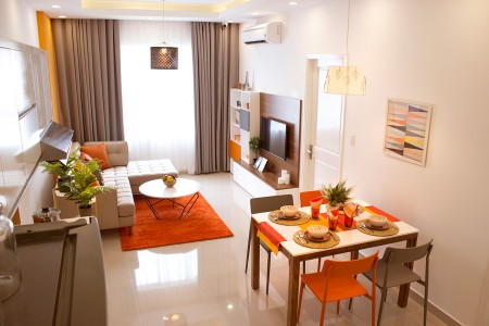 Richmond cho thuê căn Officetel, 2PN, 3PN giá tốt. LH 0906699824, 40m2, 1 phòng ngủ, 1 toilet