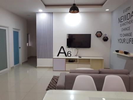 Cho thuê căn hộ chung cư Melody Residences căn 65m2, có 2 phòng ngủ, 2 nhà vệ sinh. Giá thuê 11 triệu/tháng, 65m2, 2 phòng ngủ, 2 toilet