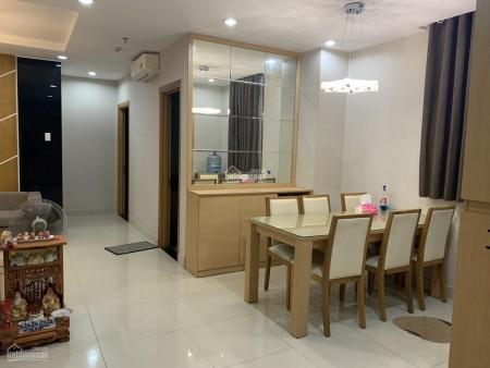 Có căn hộ rộng 80m2, cần cho thuê giá 12 triệu/tháng, cc Viva Riverside Quận 6, 80m2, 2 phòng ngủ, 2 toilet