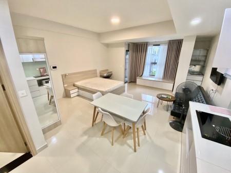 Cho thuê căn Officetel Botannica Premier, diện tích 35m2 đủ nội thất, 35m2, 1 phòng ngủ, 1 toilet