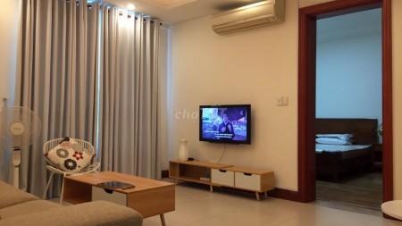 Chung cư The Manor 2 Phòng ngủ đầy đủ nội thất, nhiều tiện ích nội khu cao cấp. Giá cho thuê 15 triệu/tháng, 74m2, 2 phòng ngủ, 1 toilet
