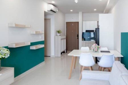 Golden Mansion 82m² 2PN, full nội thất Xinh, 70m2, 2 phòng ngủ, 2 toilet